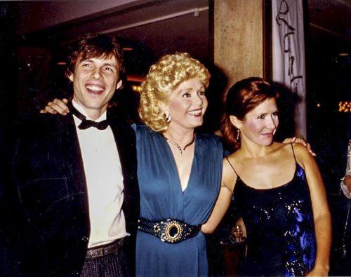 Bright Lights, Carrie Fisher e Debbie Reynolds