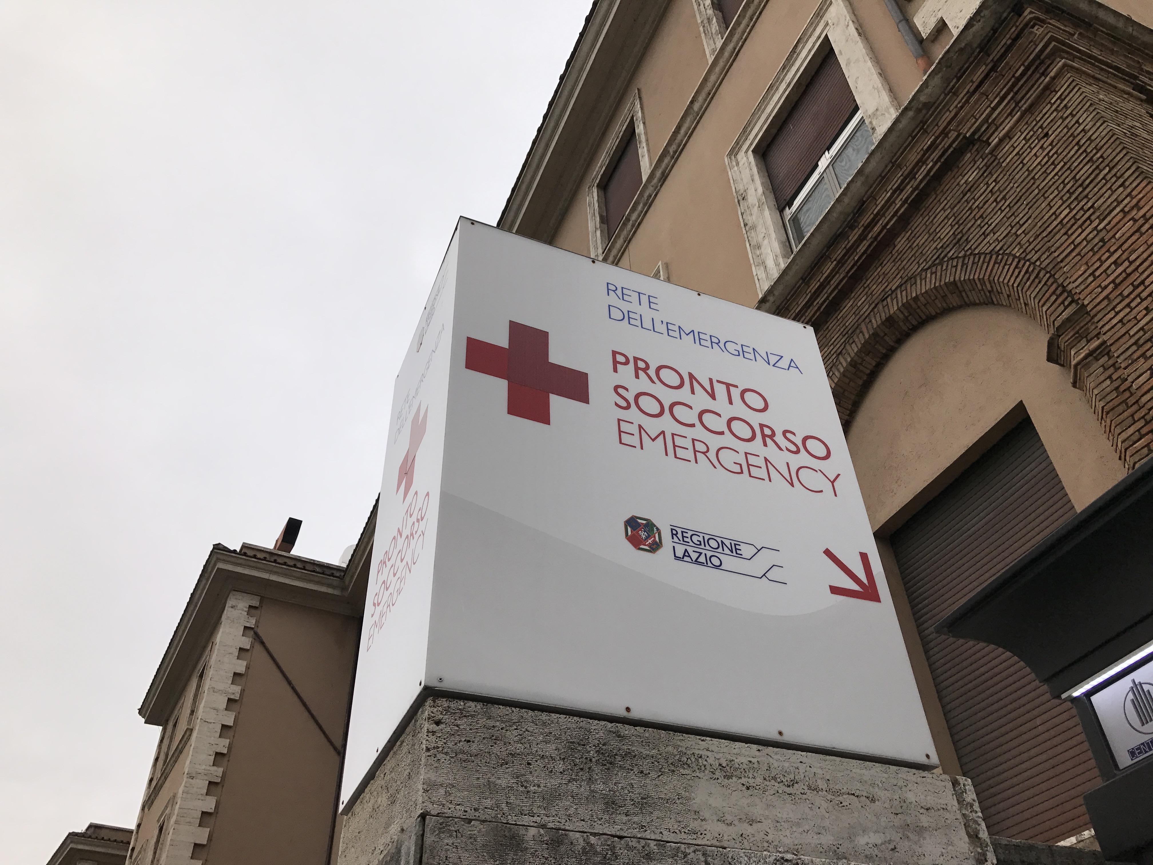 Sanità a Roma, peggiorano gli inficatori