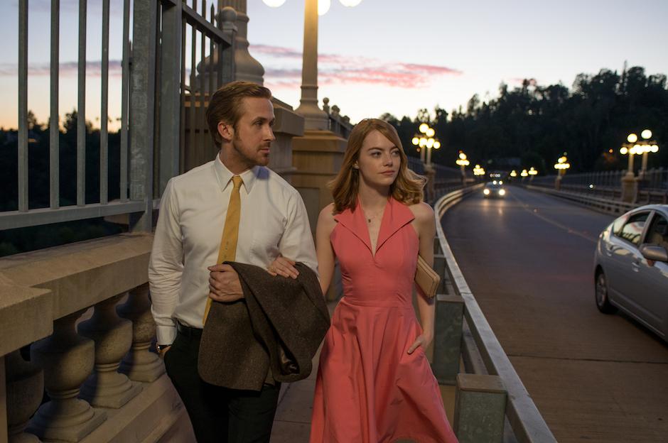 La La Land, record di nomination agli Oscar 2017