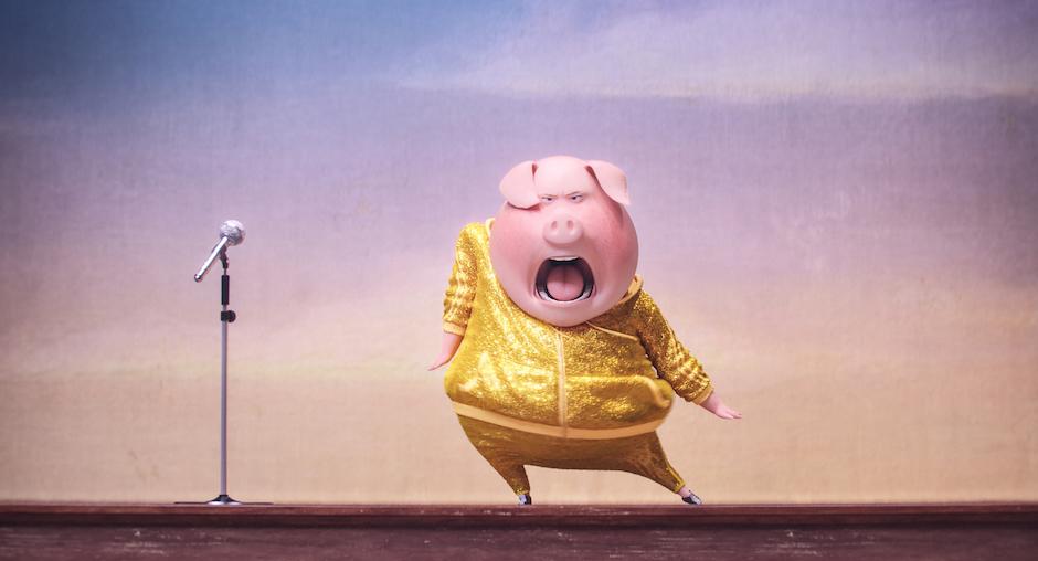 Sing, il maiale Gunter