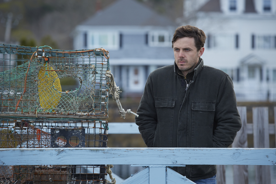 Casey Affleck il protagonista di Manchester By The Sea