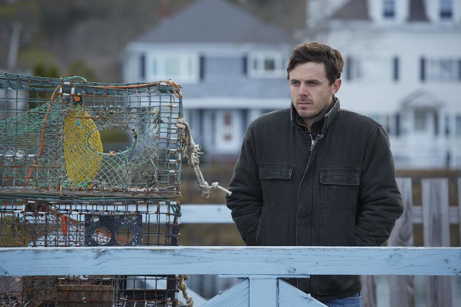 Casey Affleck il protagonista di Manchester By The Sea