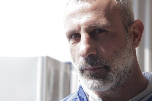 Vincenzo Cantatore, preparatore atletico della squadra di Crazy For Football