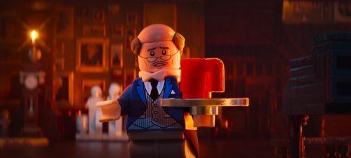 Lego Batman - Il Film, Alfred