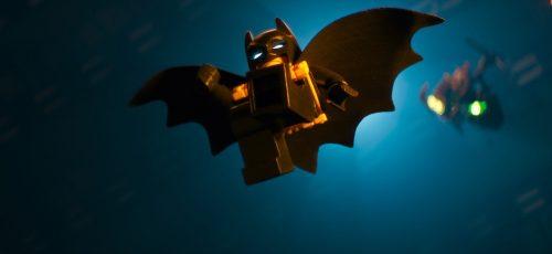 Lego Batman - Il Film, Batman coatto
