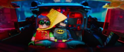 Lego Batman - Il Film, Batman e Robin