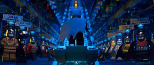Lego Batman - Il Film, costume