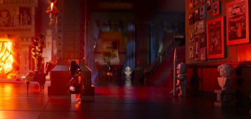 Lego Batman - Il Film, la solitudine di Batman