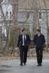 Zio e nipote protagonisti di Manchester By The Sea