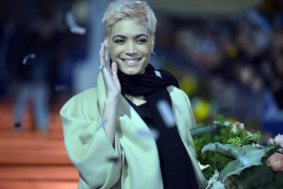 Sanremo 2017, finale nuove proposte (Elodie)