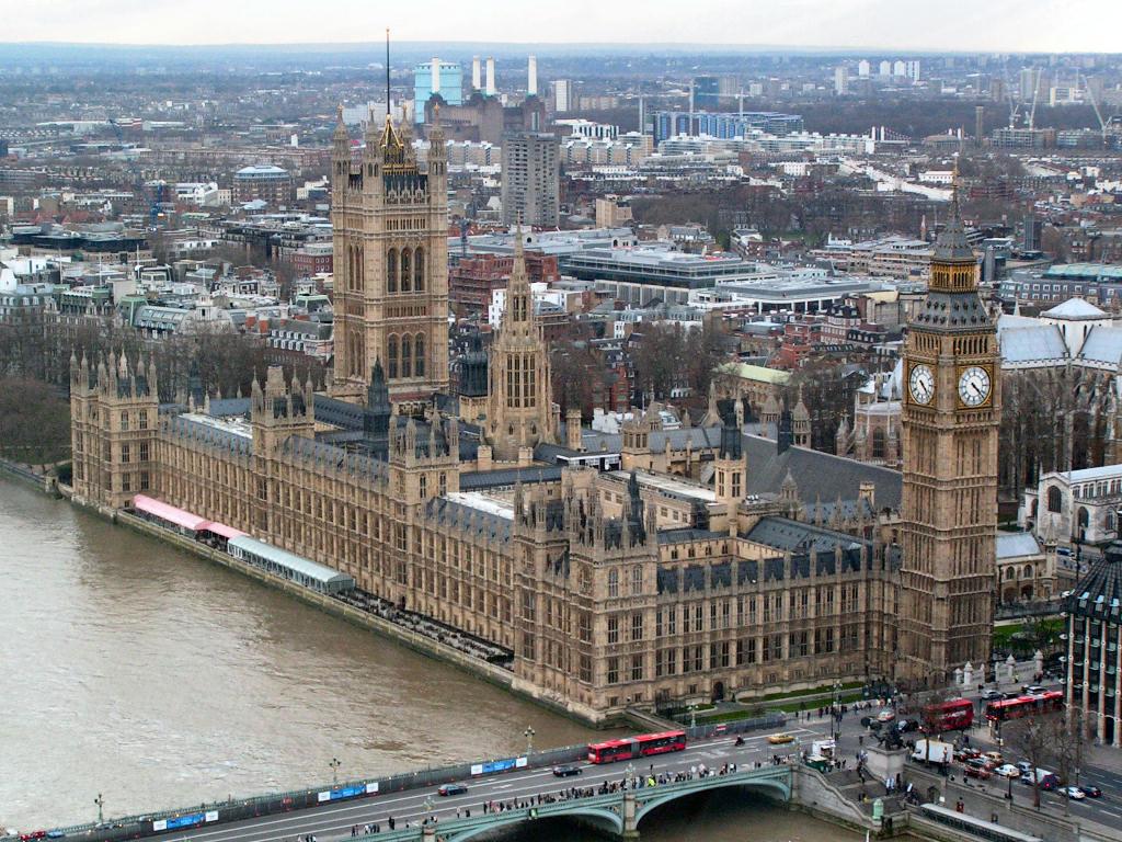 Westminster a Londra