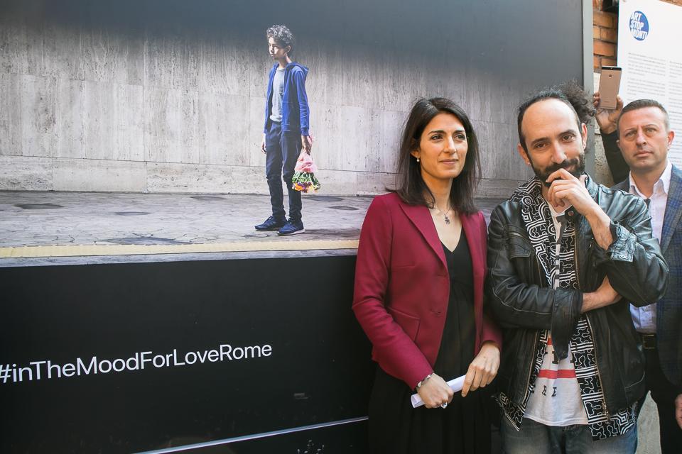 Art stop Monti, al via il progetto di riqualificazione della metro Cavour