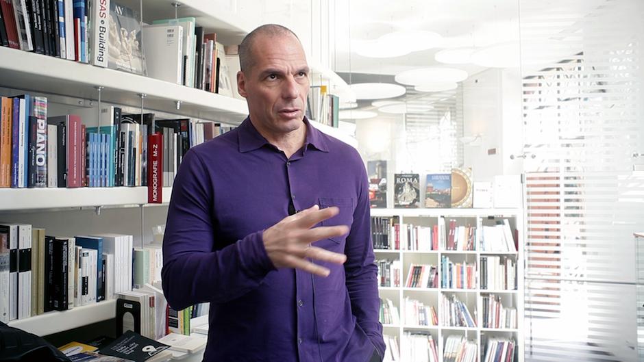 Yanis Varoufakis PIIGS
