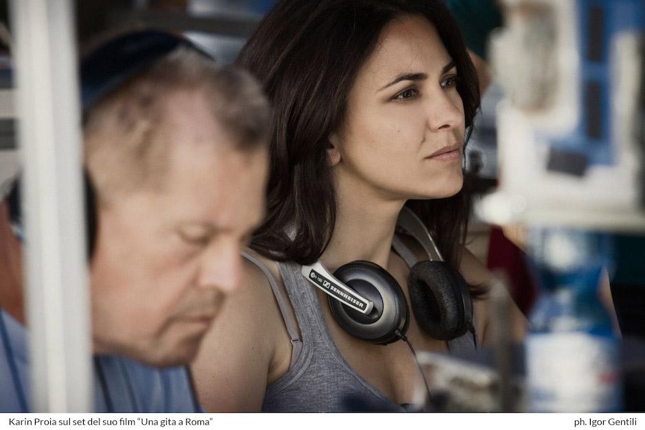 Una gita a Roma Karin Proia parla del suo primo film
