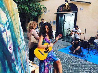 Festa internazionale della musica: via Margutta splende