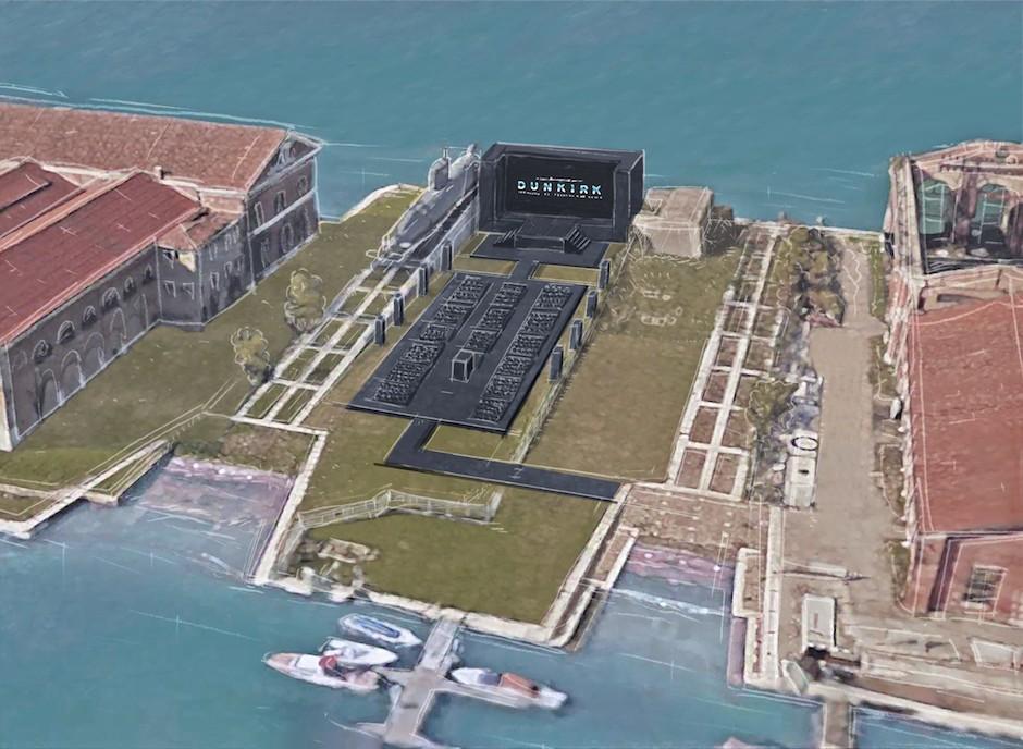Dunkirk a Venezia