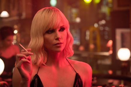 Atomica Bionda, le foto del film con Charlize Theron