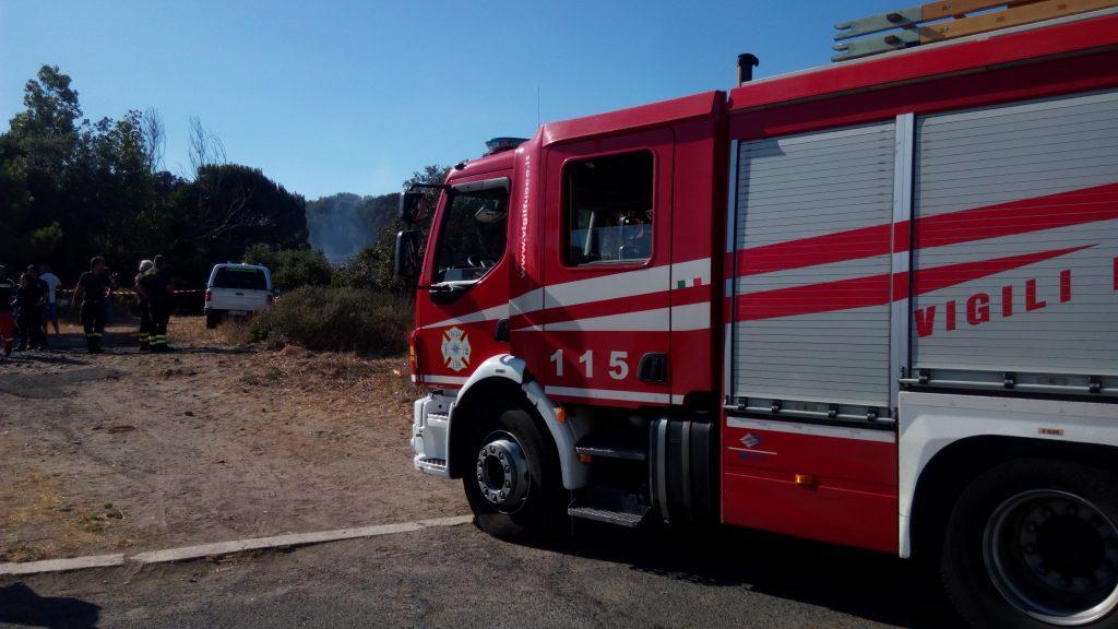 Serie di incendi a Santa Marinella, disagi per il traffico sul litorale
