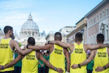 Sport, a Roma in migliaia a Mezza Maratona della Pace