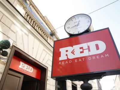 RED sbarca a Roma. Ecco il nuovo store Feltrinelli