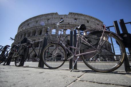 #vialibera, Roma apre alle bici