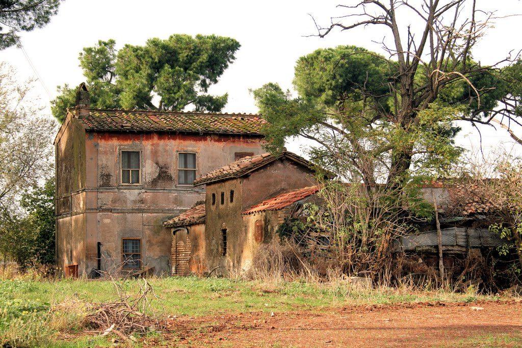 Il campidoglio dimentica 150 casali e ora rischia di - Casali di campagna ...