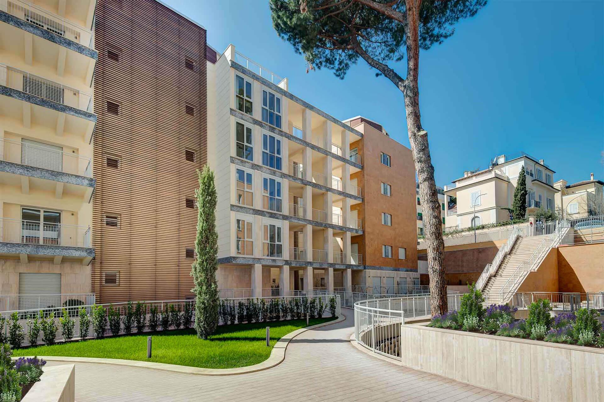 Bnp paribas re investe in centro e avvia vendite al 39 domus for Aventino immobiliare