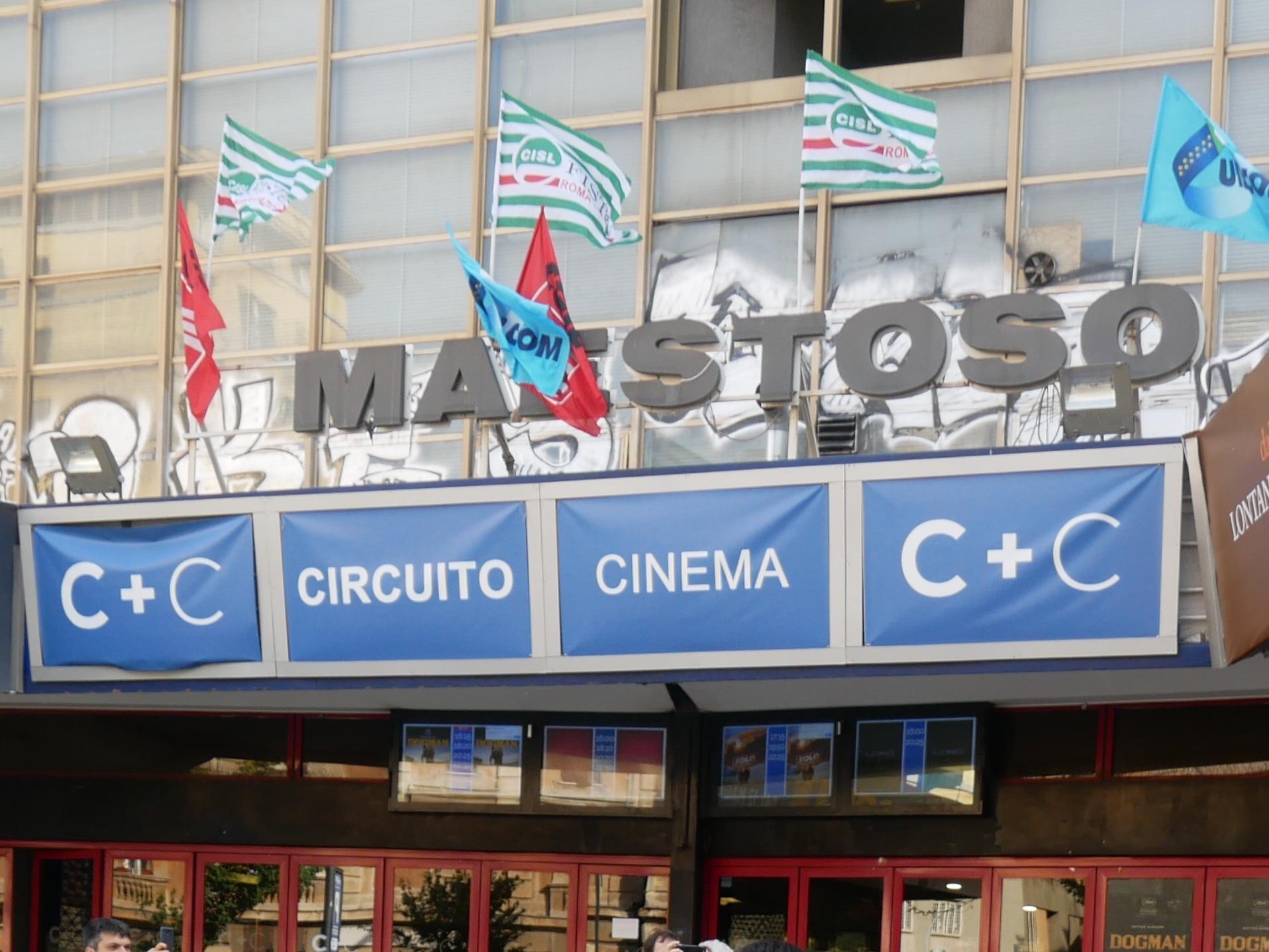 Il cinema Maestoso