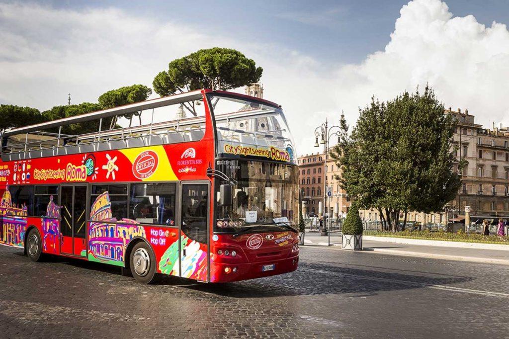 Campidoglio, il business mancato degli Open bus - Radio Colonna