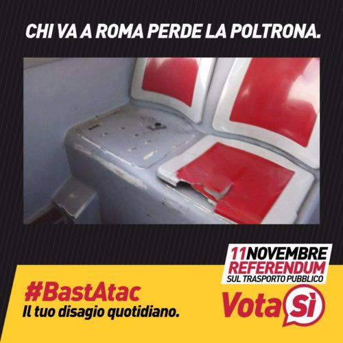 Referendum atac il comitato per il no accusa i for Chi va a roma perde la poltrona