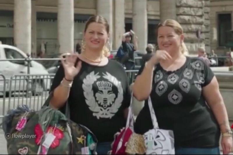 Arrestate Le Gemelle Di Come Un Gatto In Tangenziale Radio Colonna