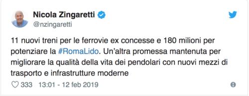 Più soldi alla Roma-Lido, lo scetticismo dei pendolari