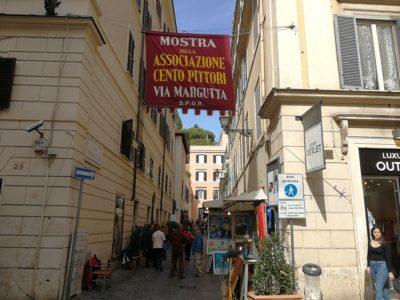 Cento Pittori, a via Margutta l'edizione n° 111