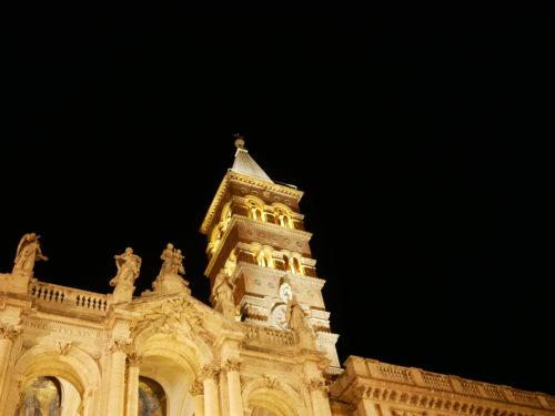 Il campanile di Santa Maria Maggiore
