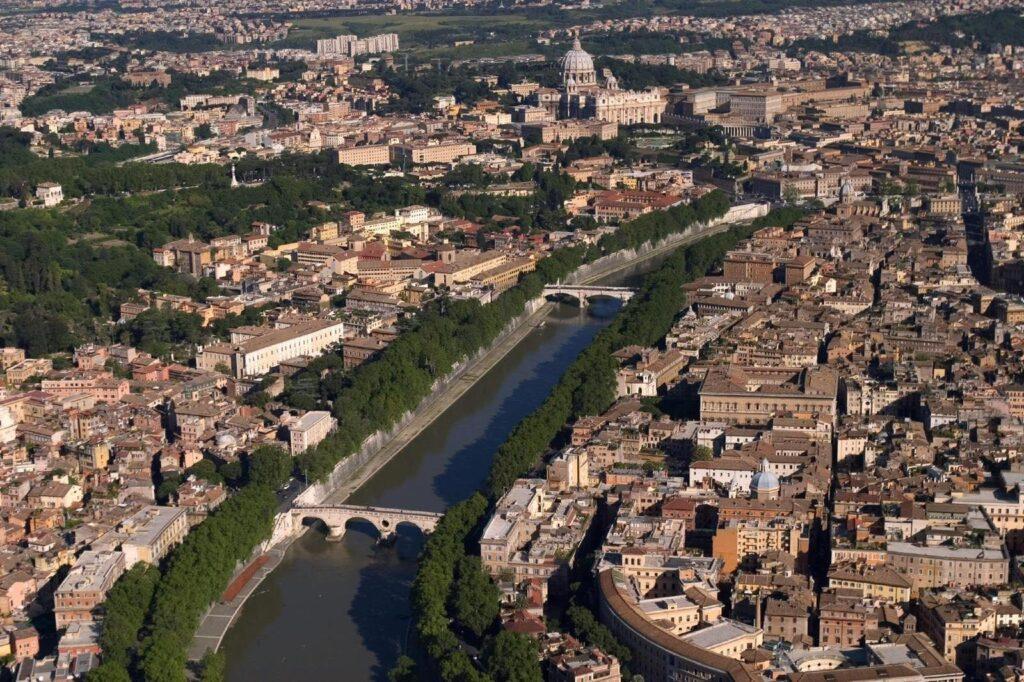 Il Tevere e Roma, l'oro blu della Capitale